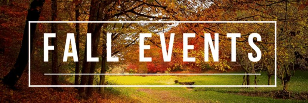 Fall events at Northwest Community Church